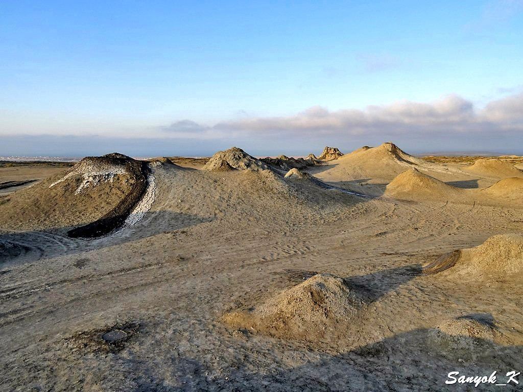 5237 Alyat Mud volcanoes Алят Грязевые вулканы