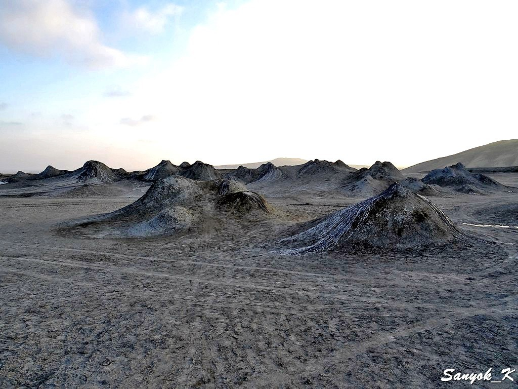 5240 Alyat Mud volcanoes Алят Грязевые вулканы