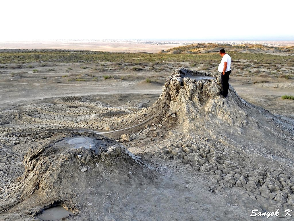 5242 Alyat Mud volcanoes Алят Грязевые вулканы