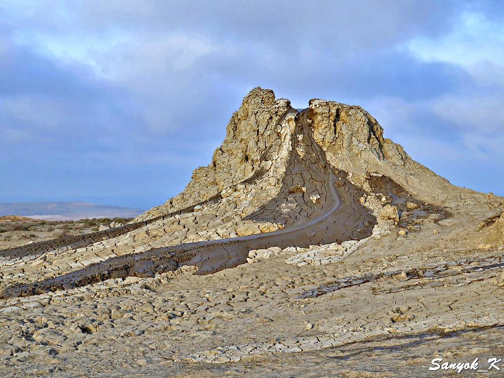 5243 Alyat Mud volcanoes Алят Грязевые вулканы