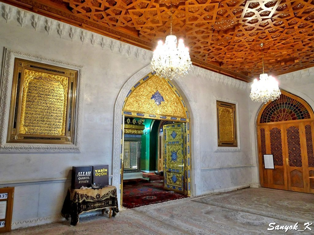 2954 Bibi Heybat Mosque Мечеть Биби Эйбат
