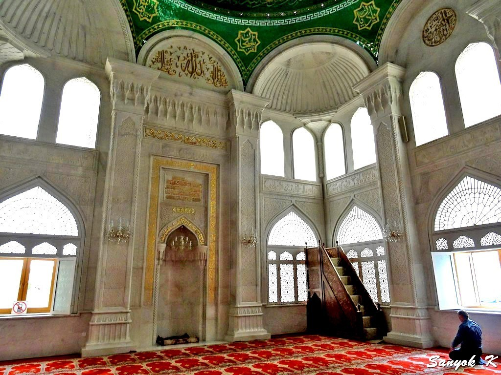 2955 Bibi Heybat Mosque Мечеть Биби Эйбат