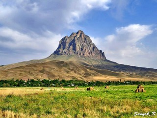 8865 Nakhchivan Ilandag Snake mountain Нахичевань Иландаг Змеиная гора